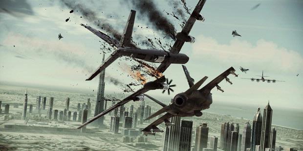 Game Jet Tempur Terseru Bakal Hadir di PC - Sarboah