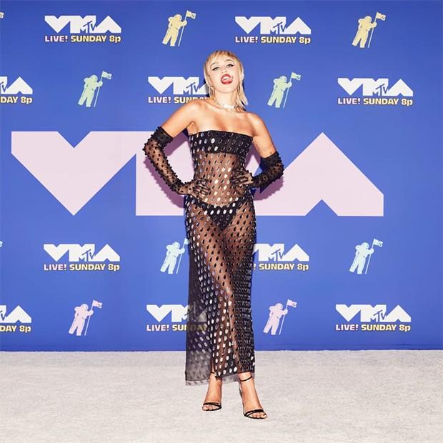 Miley Cirus 2020 vma