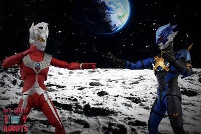 S.H. Figuarts Ultraman Tregear 43