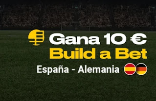 bwin promo España vs Alemania 17-11-2020