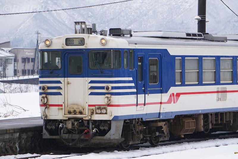 只見線キハ48系1500番台