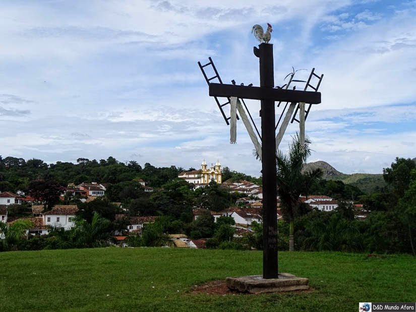 Diário de Bordo - Capela de São Francisco de Paula - Tiradentes - MG