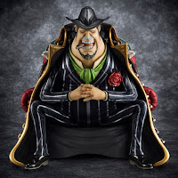 "Nuevas imágenes de Portrait of Pirates S.O.C Capone Bege de ""One Piece"" - Megahouse"