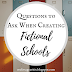 Questions to Ask When Creating Fictional Schools