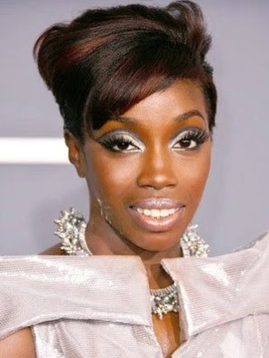 model gaya rambut negro wanita tahun 2009