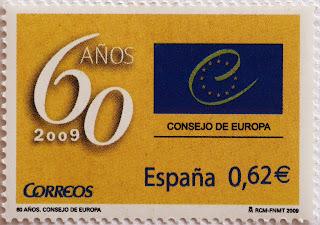 60 ANIVERSARIO DEL CONSEJO DE EUROPA