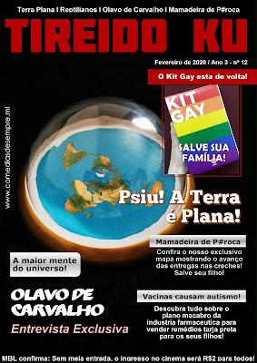 A Revista Científica dos Novos Tempos!