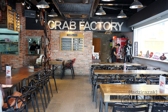 Crab Factory: Original Louisiana Boil @ SS2