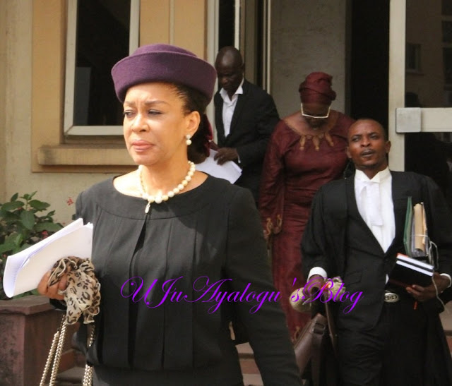 How Justice Ofili-Ajumogobia lied about N8m payment –EFCC