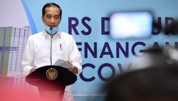 Gaji Anda Kurang dari 5 Juta, Jokowi Siap Beri uang Selama 6 Bulan