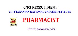 chittaranjan-national-cancer-institute-pharmacist-jobs
