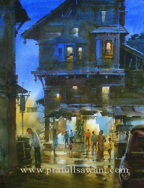 Por amor al arte: Prafull Sawant
