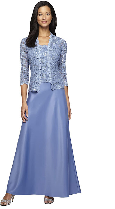 Pretty Lace Mother of The Bride Dresses