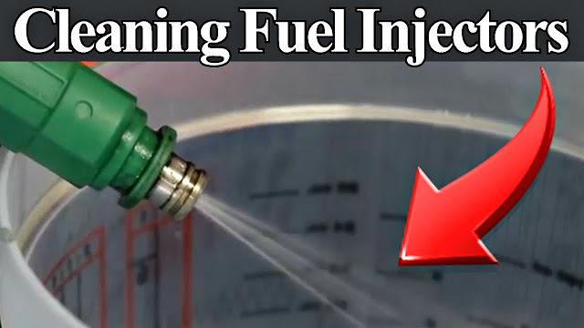 Cara Membersihkan Injektor Bahan Bakar