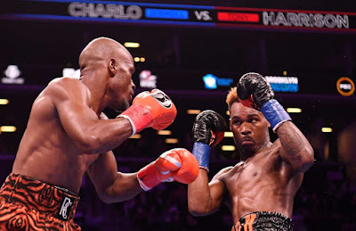 tony harrison vs Jermell charlo