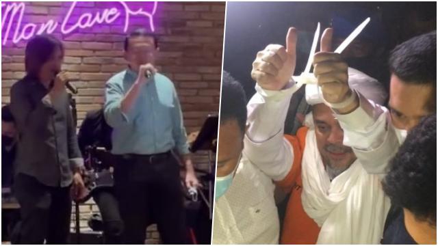 Aziz Yanuar Minta Raffi Ahmad dan Ahok Diproses Hukum seperti Halnya Habib Rizieq