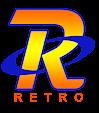 retro kursus logo