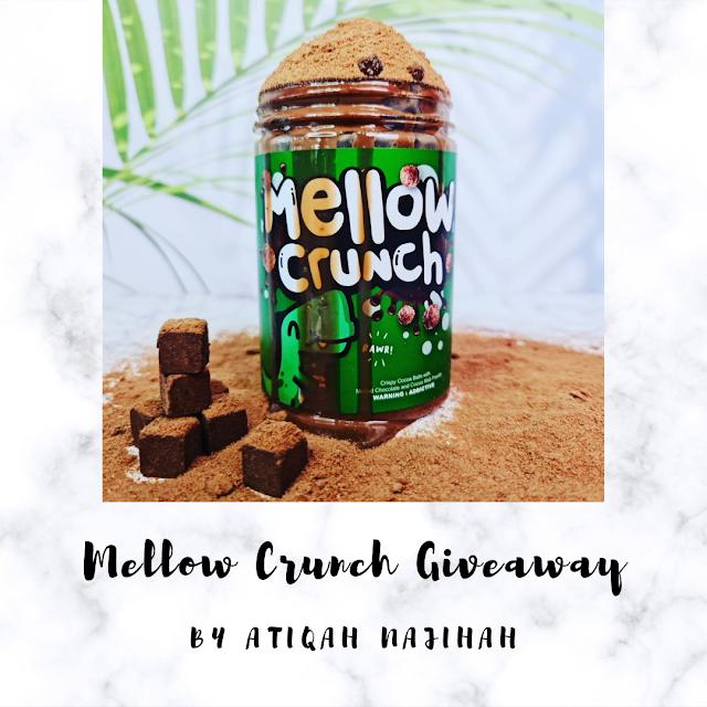 Mellow Crunch Giveaway by Atiqah Najihah