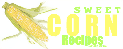 Tired of the same old corn? Find inspiration in this collection of Corn Recipes ♥ AVeggieVenture.com, ranging from simple for every day and special for occasions.