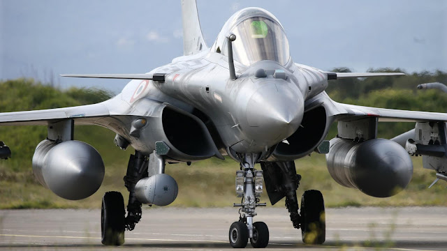 Pakistan is in shock after arrival of ''Rafale''