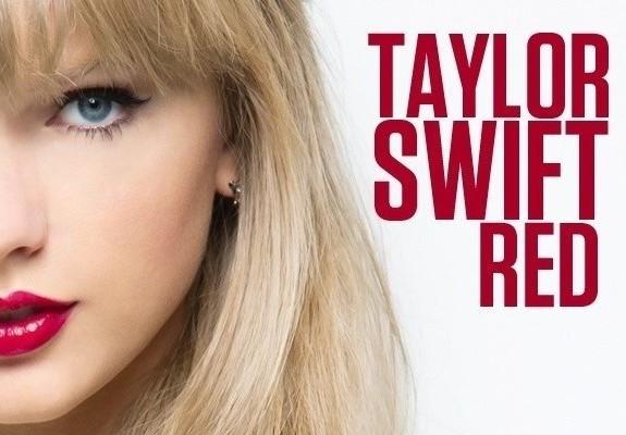 Red Guitar Chords Song Lyrics - Taylor Swift