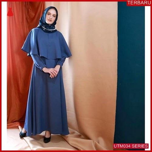 UTM034R53 Baju Ramadhan Muslim Cape UTM034R53 022 | Terbaru BMGShop