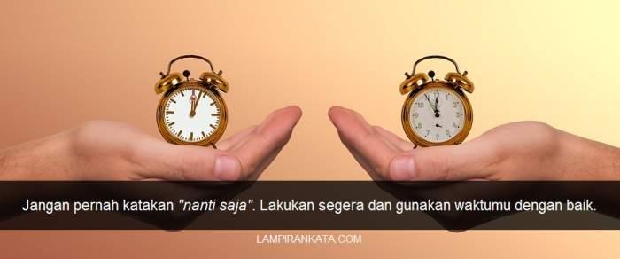 Kata-kata Mutiara Waktu