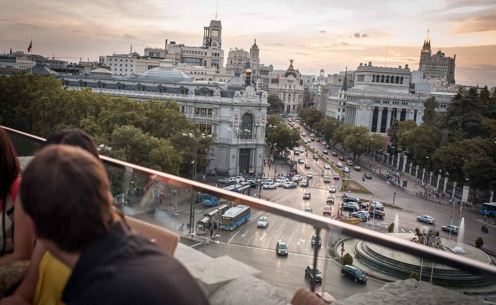 Madrid S Amazing Rooftop Bars Ail Madrid