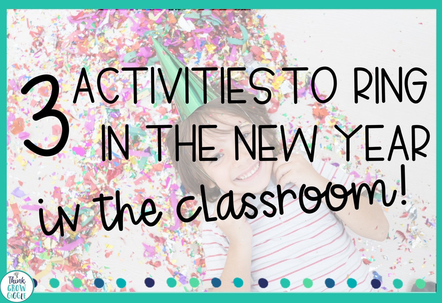 new year resolution and reflection activities for the classroom