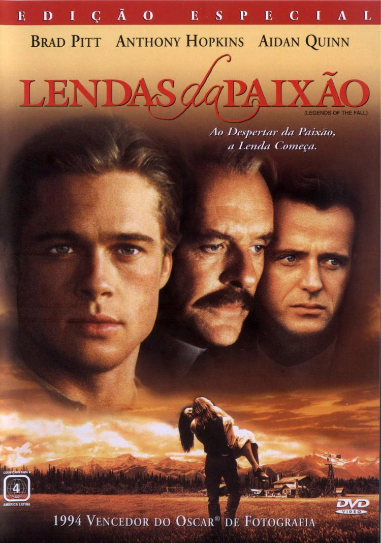 Lendas da Paixão – Legendado (1994)