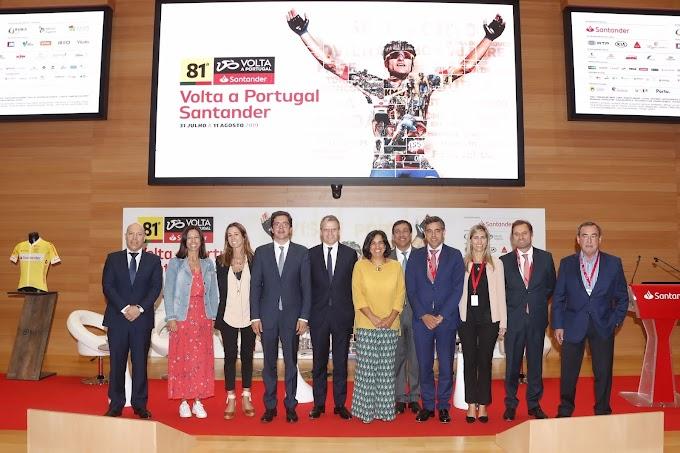 RECORRIDO DE LA VOLTA A PORTUGAL 2019