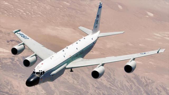 EEUU despliega 4 aviones espías para vigilar península coreana
