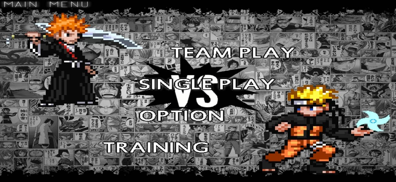 Bleach Vs Naruto Mugen mod Apk For Android