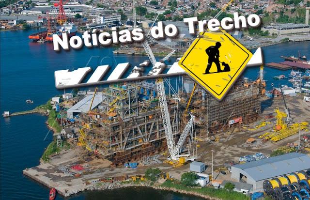 Resultado de imagem para estaleiros no Brasil q
