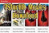 7StarHD Download Bollywood, Hollywood Dubbed 300MB Movies in HD