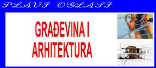 6. GRAĐEVINA I ARHITEKTURA PLAVI OGLASI