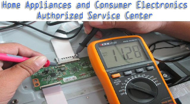 Home Appliances and Consumer Electronics Authorized Service Center