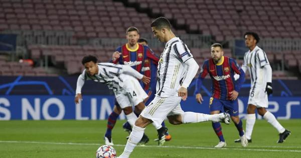 يلاكورة مباراة برشلونة ويوفنتوس بث مباشر كورة لايف
