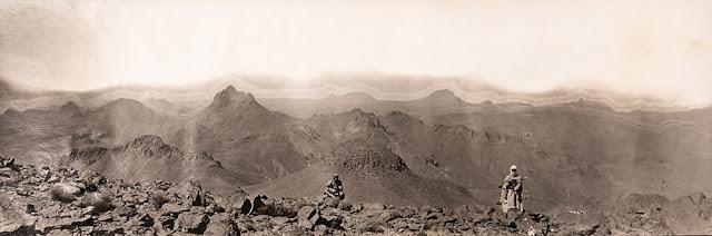 Photo du Sahel prise par le lieutenant Nieger au début du XXe siècle