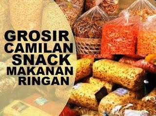 agen camilan makanan ringan kota Sby Jawa Timur