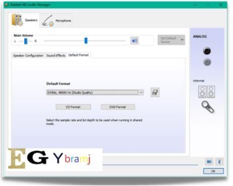 تعريف كارت الصوت لاى جهاز كمبيوتر ويندوز 7 32