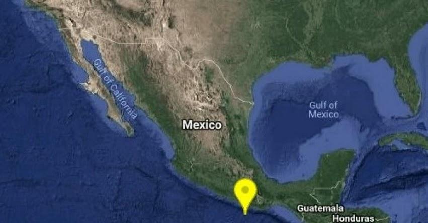 TEMBLOR EN MÉXICO de magnitud 4.8 (Hoy Lunes 2 Julio 2018) Sismo Epicentro Río Grande - Oaxaca- SSN - www.ssn.unam.mx