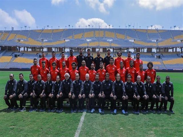 بالاسماء ... تعرف على التشكيل الاساسي لمنتخب مصر فى بطولة افريقيا