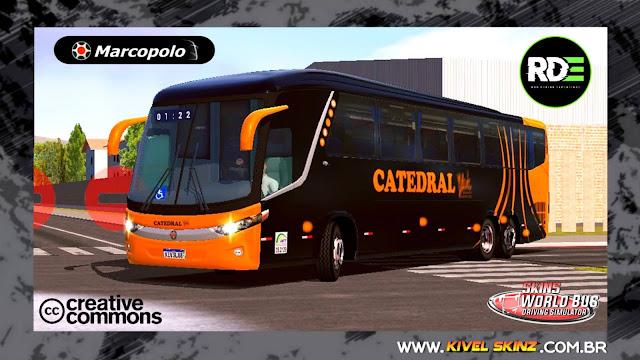PARADISO G7 1200 - VIAÇÃO CATEDRAL BLACK