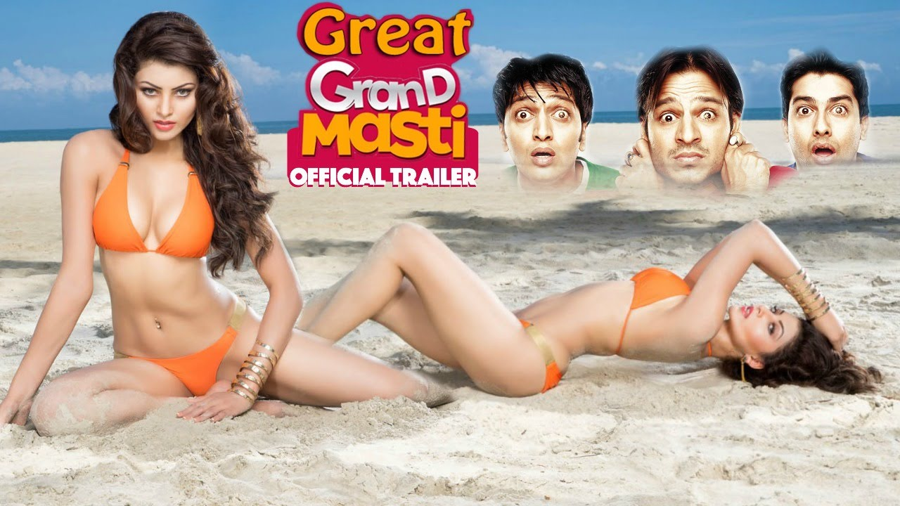 Complete cast and crew of Great Grand Masti (2016) bollywood hindi movie wiki, poster, Trailer, music list - Ritesh Deshmukh, Vivek Oberoi and Aftab Shivdasani Movie release date 25 March, 2016