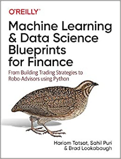 Machine Learning and Data Science Blueprints for Finance - LunaticAI