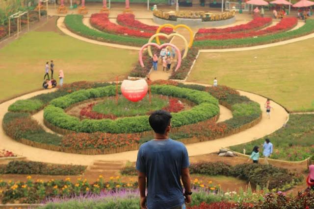 Tiket Masuk Kutabawa Flower Garden