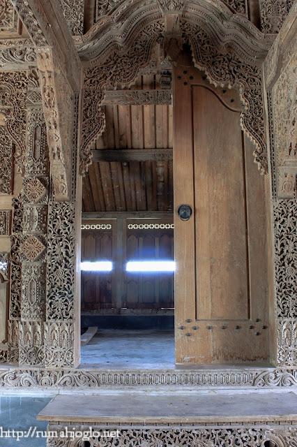 rumah tradisional joglo dalam estetika tradisi jawa