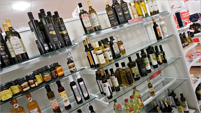 Aceite de Oliva en el Home Goods de Boston durante la Crisis del Coronavirus (11-03-20)