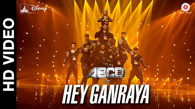 HEY GANARAYA LYRICS ABCD 2
